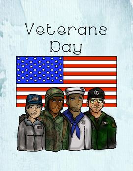 FREE Veterans Day Rhyme