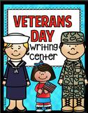 Veterans Day Writing Center