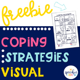 FREE Coping Strategies Visual