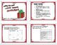 FREE! WINTER HOLIDAY Quotes Writing Task Cards with Planne