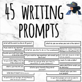 WRITING PROMPTS (45)