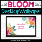 FREE Wallpaper Background Bloom Floral Desktop Wallpaper S