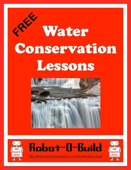 FREE Water Conservation Lessons