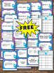 FREE Water Cycle Task Cards, Science Center Games, Weather Unit Activities