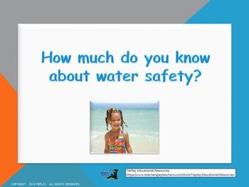 FREE Water Safety Presentaion