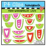 FREE Watermelon Love (P4Clips Trioriginals) WATERMELON CLIPART
