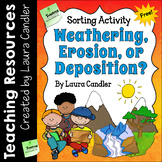 Weathering and Erosion Sorting Activity (Free)