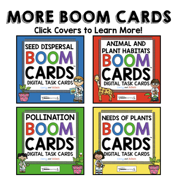 FREE  Boom Cards: Weathering and Erosion