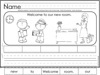 FREE   Welcome To Your New Room #Kindnessnation