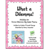 FREE What a Dilemma! (Poem andTeaching Guide)