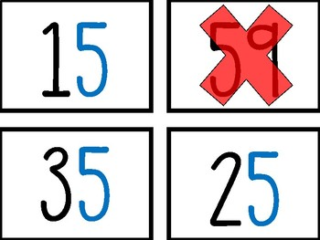 FREE Which One does Not Belong- 2 Digit Place Value