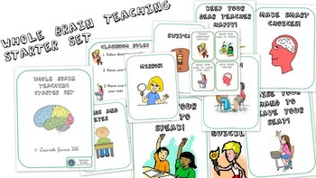FREE Whole Brain Teaching Classroom Starter Set