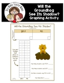 FREE Will the Groundhog See Its Shadow? Graphing Activity