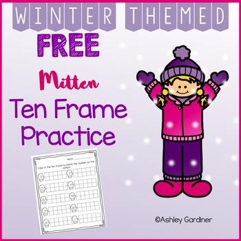 FREE Winter Math