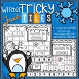 FREE Winter Math Problem Solving