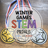 FREE Winter Games Medals 2018