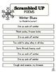 FREE Winter Poem of the Week (One Week Sample)