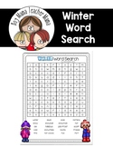 FREE Winter Word Search