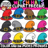 FREE Witch Hats Clipart {Creating4 the Classroom}