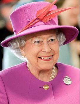 FREE Women's History Month - Queen Elizabeth II