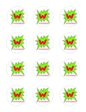 FREE Wonderkid Motivational Stickers