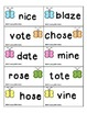 Phonics Word Game FREE  Long Vowels (VCe)  FLUTTER!