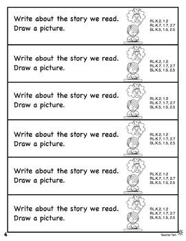Writing Kindergarten 1st 2nd Grade Free Writing Prompts Kinder 1st 2nd