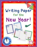 FREE Writing Paper for the New Year