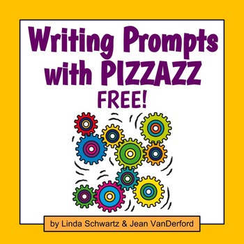 FREE Writing Prompts with Pizzazz