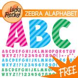 FREE Zebra Alphabet