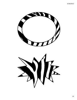 FREE Zebra Theme Word Wall Alphabet (1/2 Size)