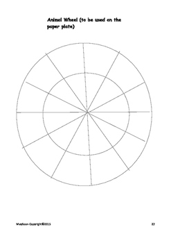 FREE Zodiac Wheel