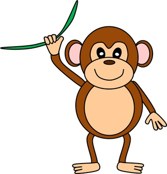 FREE Zoo Animals Clip Art - 12 images for personal or commercial use
