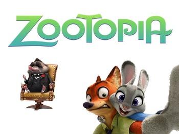 FREE Zootopia sounds