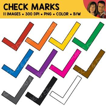 FREE Check Mark Clipart