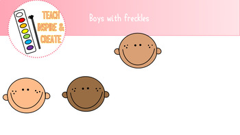 FREE clipart: Boys with freckles