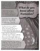 FREE black and white Ramadan informative bulletin board