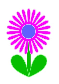 FREE flower clip art for PERSONAL or SMALL COMMERCIAL USE
