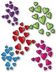 Key to My Heart Clip Art ~ Valentine's Day Doodles ~ Hand Drawn