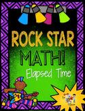 Rock Star Math: Elapsed Time