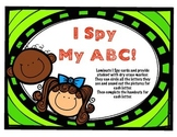 I Spy My ABC Complete Set