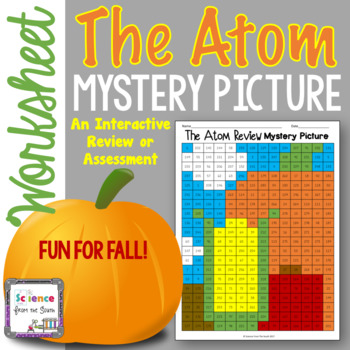 The Atom Review Hidden Mystery Picture