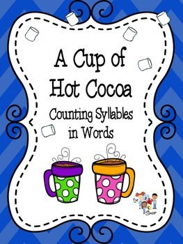 A Cup of Hot Cocoa: Counting Syllables