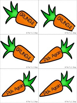 Carrot Catch! -ER -IR -UR