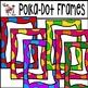 Polka-Dot Frames