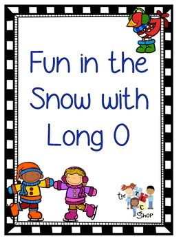 Fun in the Snow with Long O
