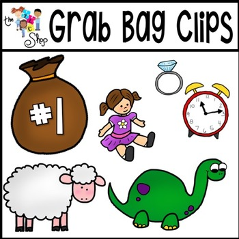 Grab Bag Clipart Set #1