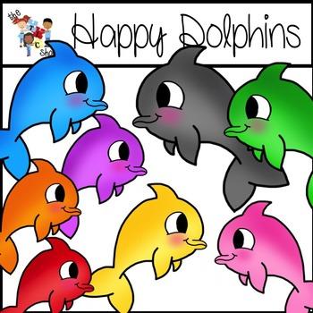 Happy Dolphins!