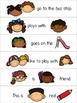 Pronoun Practice Sentence Strips