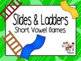 Slides and Ladders: Short Vowel Games